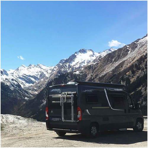 Reisemobilurlaub in Sankt Moritz