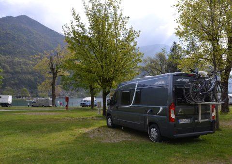 Reisemobilvermietung zwischen Rosenheim und dem Chiemsee